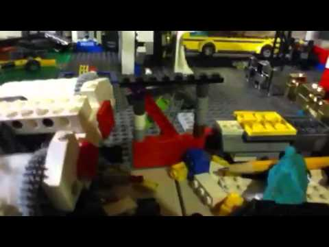My update on my Lego call of duty black ops Nazi zombies ma