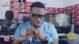 "Nigerian Grammarian Comedy ""Yice Lanki"" on Spicey Naija Promo Skit."