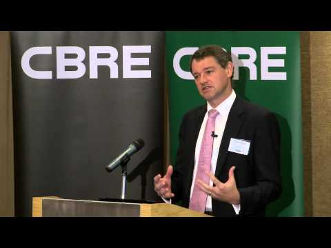CBRE Asia Pacific Real Estate Investment Market Outlook Breakfast - Part 2