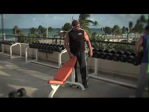 Chest Training With Vpx C E O  Jack Owoc Amp Phil Rodriguez  At Zoo Fitness Part 2