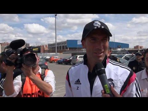 Football: Zidane, sa nouvelle vie d'entraineur