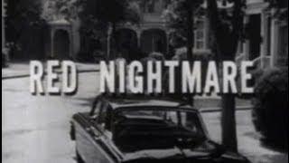 Jack Webb | Red Nightmare (1962) [Drama]