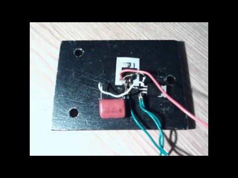Бесконтактная зарядка для телефона своими руками 92