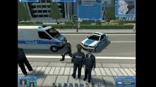"Test for play по игре ""Police force""."