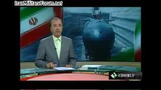 Iran Rebuilt and Overhauled  Kilo Submarine