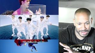 VIXX Shangri La Official MV reaction review