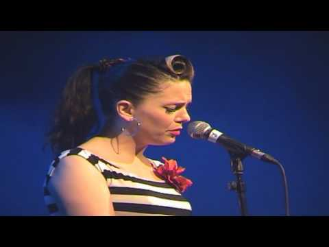 Sharon Shannon &amp; Imelda May Live - Oh Darlin&#039; at the INEC, New Years Eve 2009
