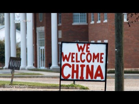 Alabama: The New Hub of Chinese Manufacturing