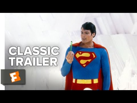 Superman (1978) Official Trailer Christopher Reeve Movie HD thumbnail