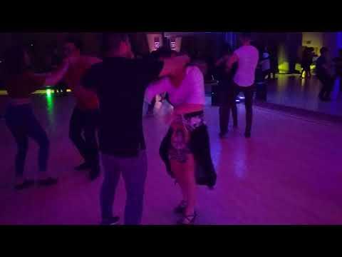 V3 UKDC DJ-KAKAH XMAS Social Dance Party ~ video by Zouk Soul