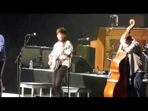 Mumford & Sons - The Cave [HD] (Live @ Molson Canadian Amphitheatre)