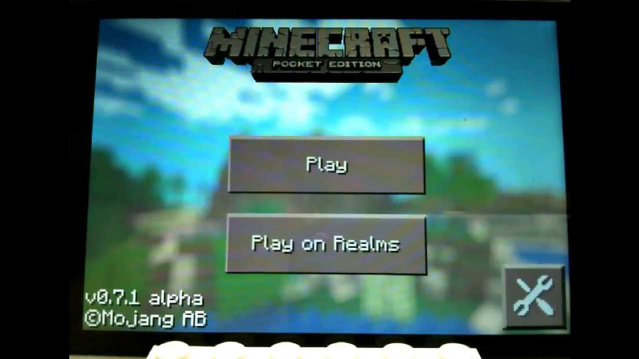 minecraft pe ipad multiplayer