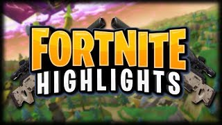 My Best Moments: Episode 1 (Fortnite Battle Royale)