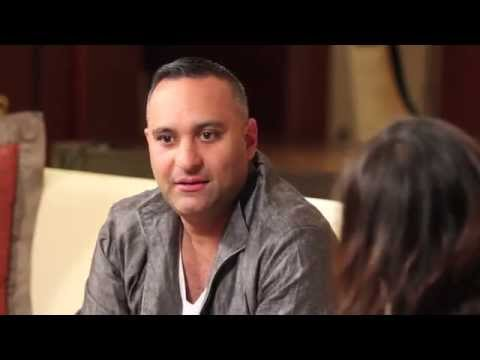 RUSSELL PETERS ON DAILY SHOW, TREVOR NOAH
