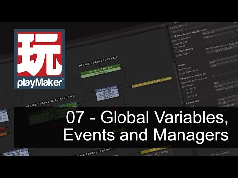 07 - Global Variables, Events and Managers - Health Pickup