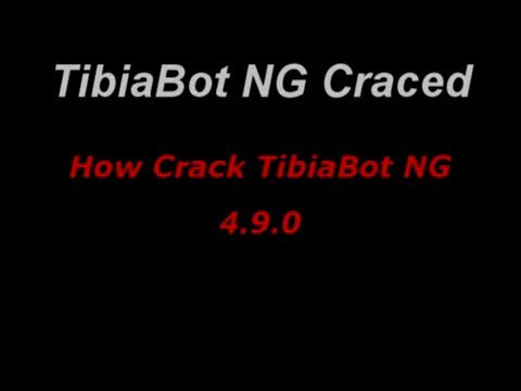 TibiaBot NG 4.9.3 for free !! Craced TIBIA 8.54