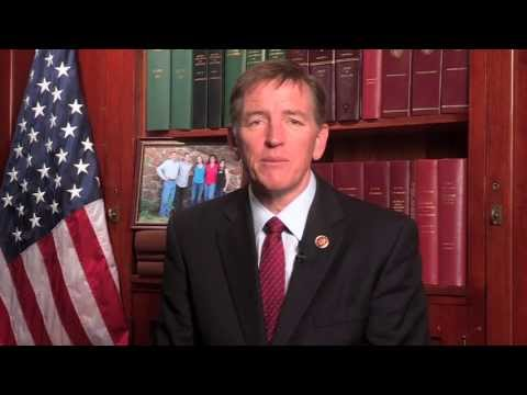 Rep. Paul Gosar Votes To Repeal Obamacare - 05/16/13