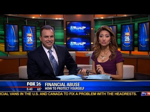 How to protect yourself from financial abuse