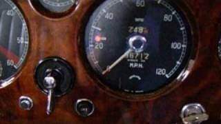 Jaguar Mk1 Started.wmv