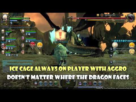 Dragon Nest SEA - Sea Dragon Nest Mini-Guide Stage 7 Phase 1 Till