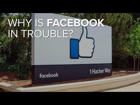 Why is Facebook in trouble? CNET News