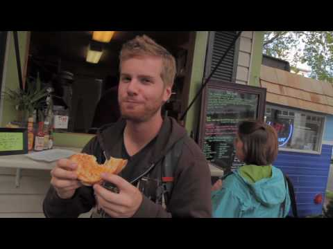 GadlingTV s Travel Talk - Portland, Oregon s Food Cart Scene!