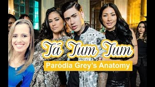 Tá Tum Tum - Kevinho feat. Simone e Simaria - Paródia Grey's Anatomy