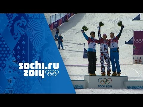 Snowboarding - Men's Parallel Slalom - Vic Wild Wins Gold | Sochi 2014 Winter Olympics