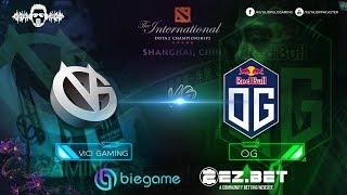 TNC Predator vs Liquid  | Best of 2 | Group Stage | The International 9
