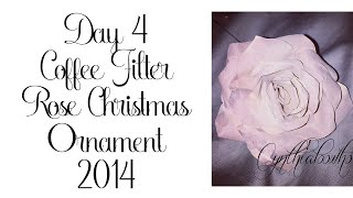 Day4 of 10 Days of Christmas Ornaments with Cynthialoowho 2014!