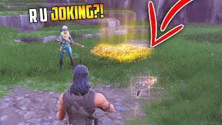 Are You Taking The P*SS... 😂 (Exposing Fortnite Scammers)