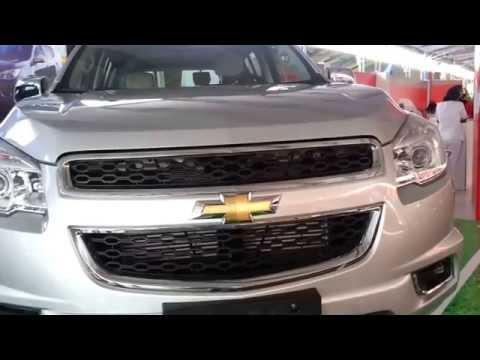 2015 Chevrolet Trailblazer LTZ 2015 al 2016 precio ficha tecnica Caracteristicas Colombia