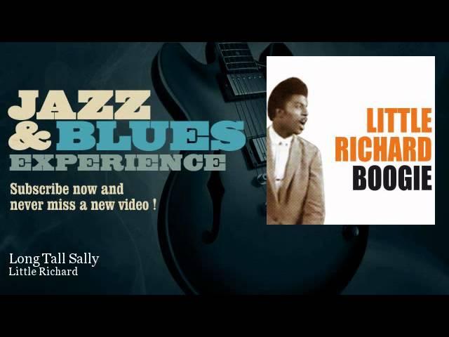 Little Richard - Long Tall Sally - JazzAndBluesExperience