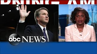Anita Hill speaks out on Kavanaugh sexual assault allegation