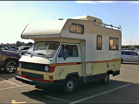 VW Gypsy RV Spotted