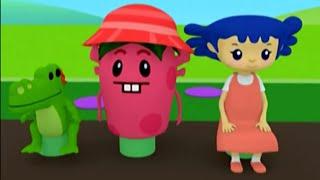 Развивающий мультфильм - Руби и Йо-Йо -  На уроке с мамой