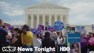 The Democrats Who Want To Overturn Roe vs. Wade (HBO)