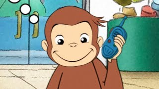 Colorful game  - Curious George 🐵 Secret agent  🐵 Kids Cartoon 🐵 Kids Movies 🐵Videos for Kids