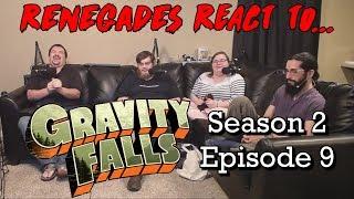 Renegades React to... Gravity Falls - Season 2, Episode 9: The Love God