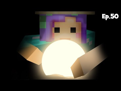 gaze Into My Crystal Ball Minecraft Enchanted Oasis Ep 50 video
