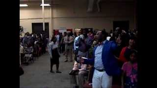 ETSWC Haitian Flag day 5-18-13 Praise n Worship 2of2