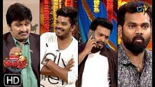 Rocket Raghava Performance | Jabardasth  | 14th  February 2019    | ETV  Telugu