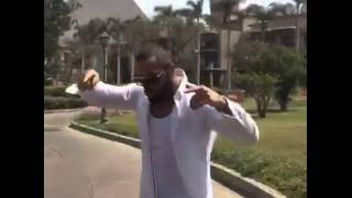 Lazar Angelov dancing .. Very funny moment