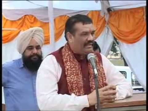 Chairman , Punjab Khadi & Village Industries Board da  Shapat Samroh - Vijay Sampla 3.flv