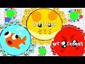 AGAR.IO -😊EL TRÍO 😊 / 23K Score  Agar.io Gameplay