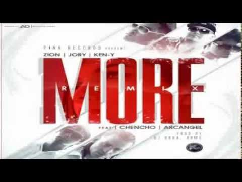 More Remix   Zion Ft  Jory, Ken Y, Chencho & Arcangel Original Con Letra REGGAETON 2012