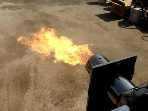 Buderus waste oil boiler