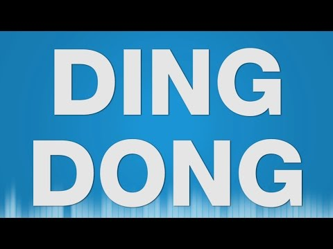 Ding Dong - SOUND EFFECT - Old Door Bell - Tür Klingel