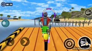 Jogos de Motos Para Crianças - Floating Water Bike