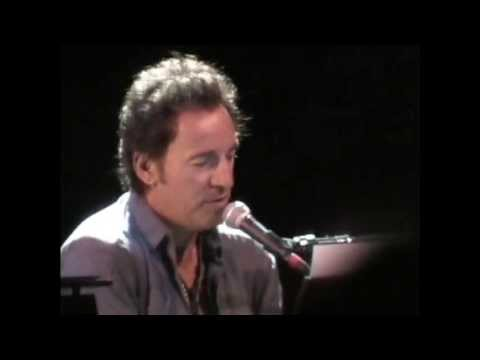 Bruce Springsteen - when you're alone Bruce Springsteen . With Lyrics